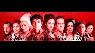 La Rue Nous Appartient - 1789, Les Amants De La Bastille [Rod Janois - Louis Delort]