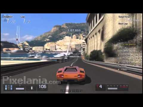 Video Reseña Gran Turismo 5 - Pixelania