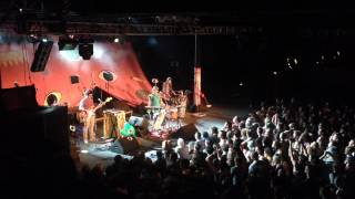 "Tune-Yards ""Gangsta"" live at the Roseland Theater [PDX]"