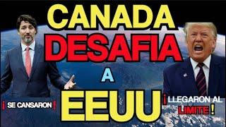 CANADA Desafia a EEUU y Le da Tremendos Vetos ¡gran sorpresa !