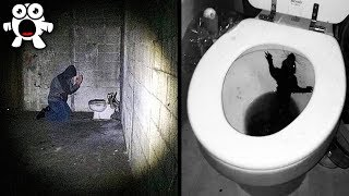 Top 20 Terrifying Toilets You