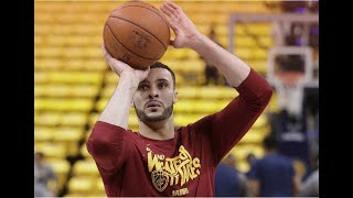 Larry Nance Jr. inks $44.8 million four-year extension with Cavaliers