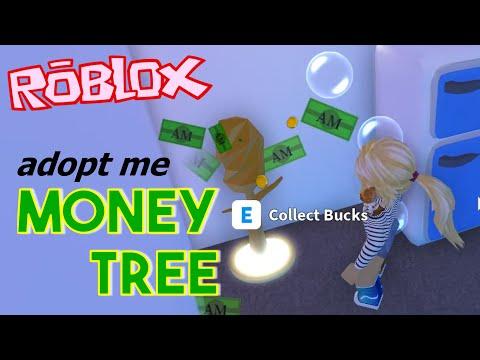 Roblox Adopt Me Money Tree Youtube