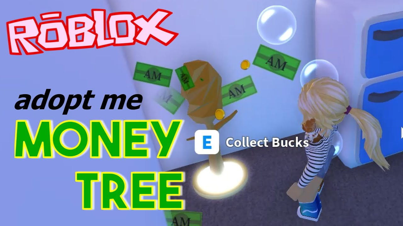 Roblox Adopt Me Money Tree - Robux Hack 1 Min