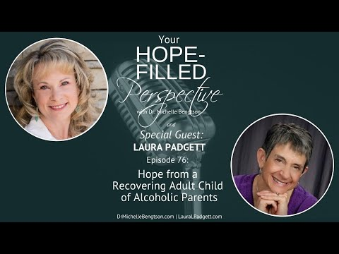 Hope from a Recovering Adult Child of Alcoholic Parents - Episode 76