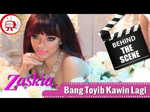 Zaskia - Behind The Scenes Video Klip Bang Toyib Kawin Lagi - NSTV