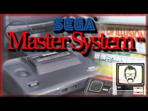 Sega Master System Story | Nostalgia Nerd