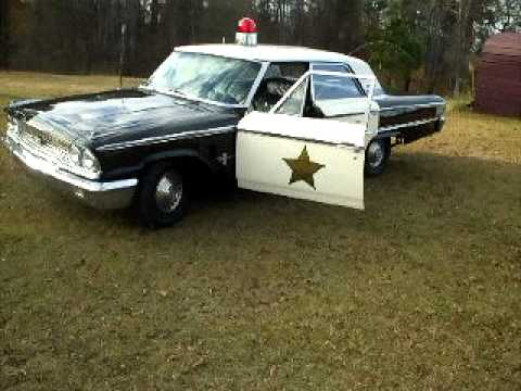 1963 galaxie 500 mayberry police car for sale 601 677 2005 youtube. Black Bedroom Furniture Sets. Home Design Ideas