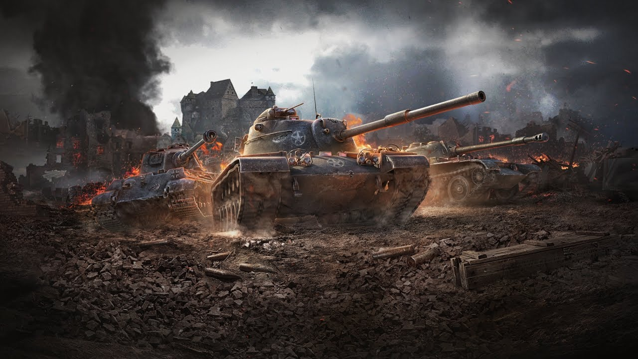 The key to Victory – GP62M World of Tanks Edition
