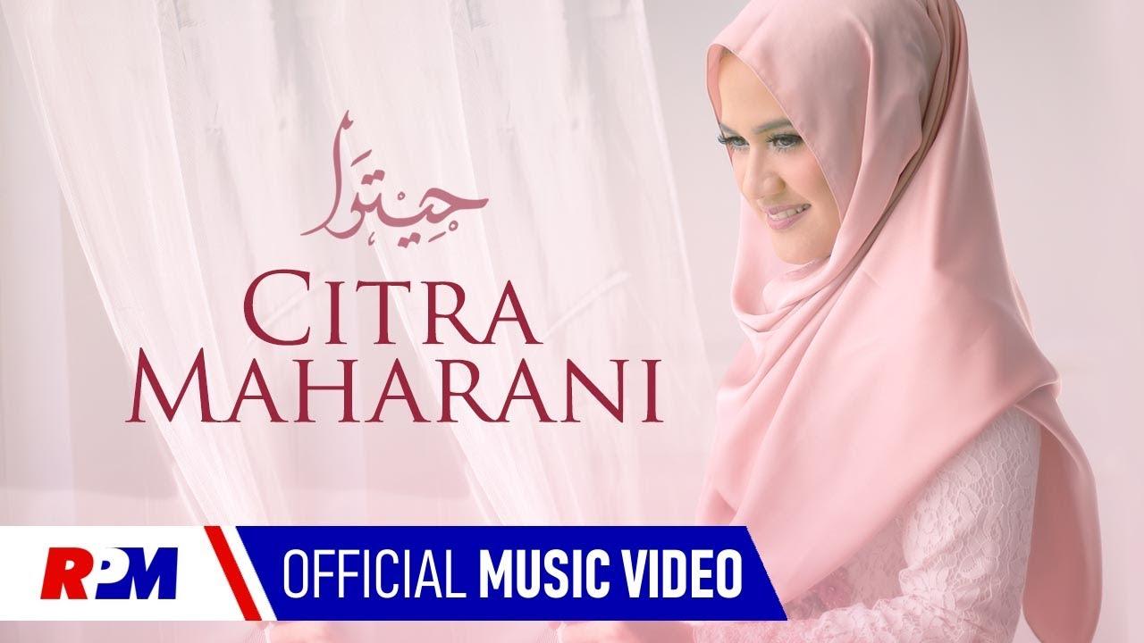 Citra Maharani Muhasabah Cinta Official Music Video Youtube
