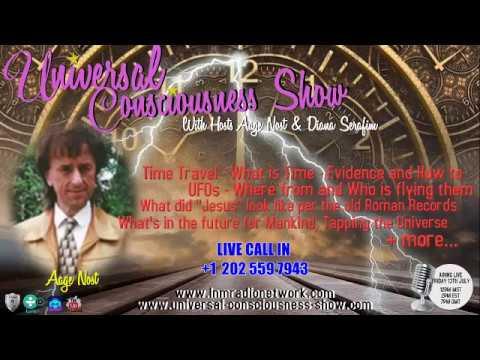 The Universal Consciousness Show 7-13-18