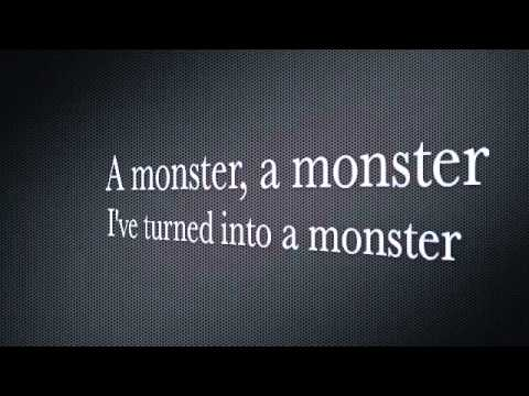 Monster - Imagine Dragons - Lyrics - YouTube