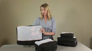 Briggs & Riley Packing Tips - Using Packing Cubes