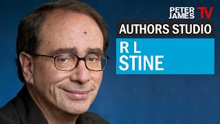 Peter James | R L Stine | Authors Studio - Meet The Masters