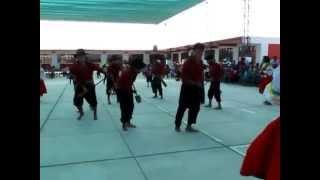 Danza en el día de la madre - IE pueblo libre la yarada