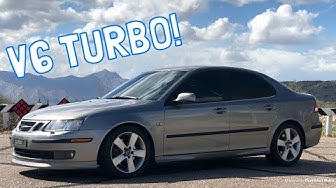 2006 Saab 9-3 Aero Review - The Best European Car for Under $5,000?