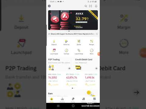 How To Buy Cryptocurrency In Binance With Debit Card/Credit Card And With Cash In Pakistan Urdu