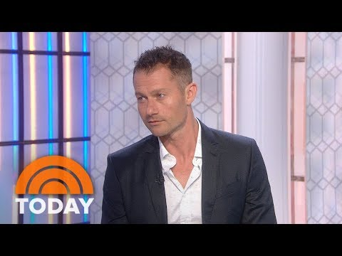 "Actor James Badge Dale Discusses His New Movie ""Only The Brave""  TODAY"