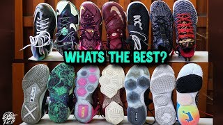 Detailed Look & Comparison of the Nike Lebron Signature Shoe Line!