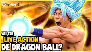 BOMBA! DISNEY PODE FAZER LIVE ACTION DE DRAGON BALL