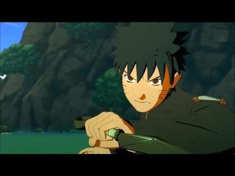Sharingan Naruto vs Yellow Hair Sasuke [Mod] : Full Burst | Naruto Shippuden Ultimate Ninja Storm 3