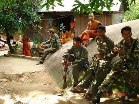 Thai Jlean pean tirk dei khmer