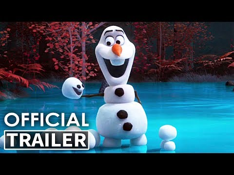 OLAF: AT HOME WITH OLAF Trailer (2020) Frozen, Disney Animation Digital Series