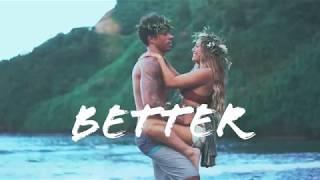 AJ Salvatore & Fluencee ft. Bri Tolani - Better (Lyric Video) [ Dance / Pop ]