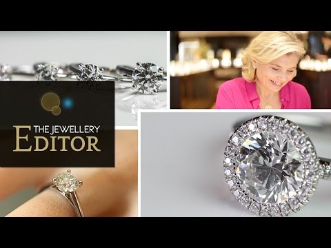 How To Buy The Biggest Round Diamond Engagement Ring For Your Budget