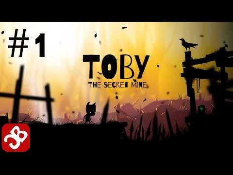 Toby: The Secret Mine (By Headup Games) - iOS/Android - Walkthrough Part 1