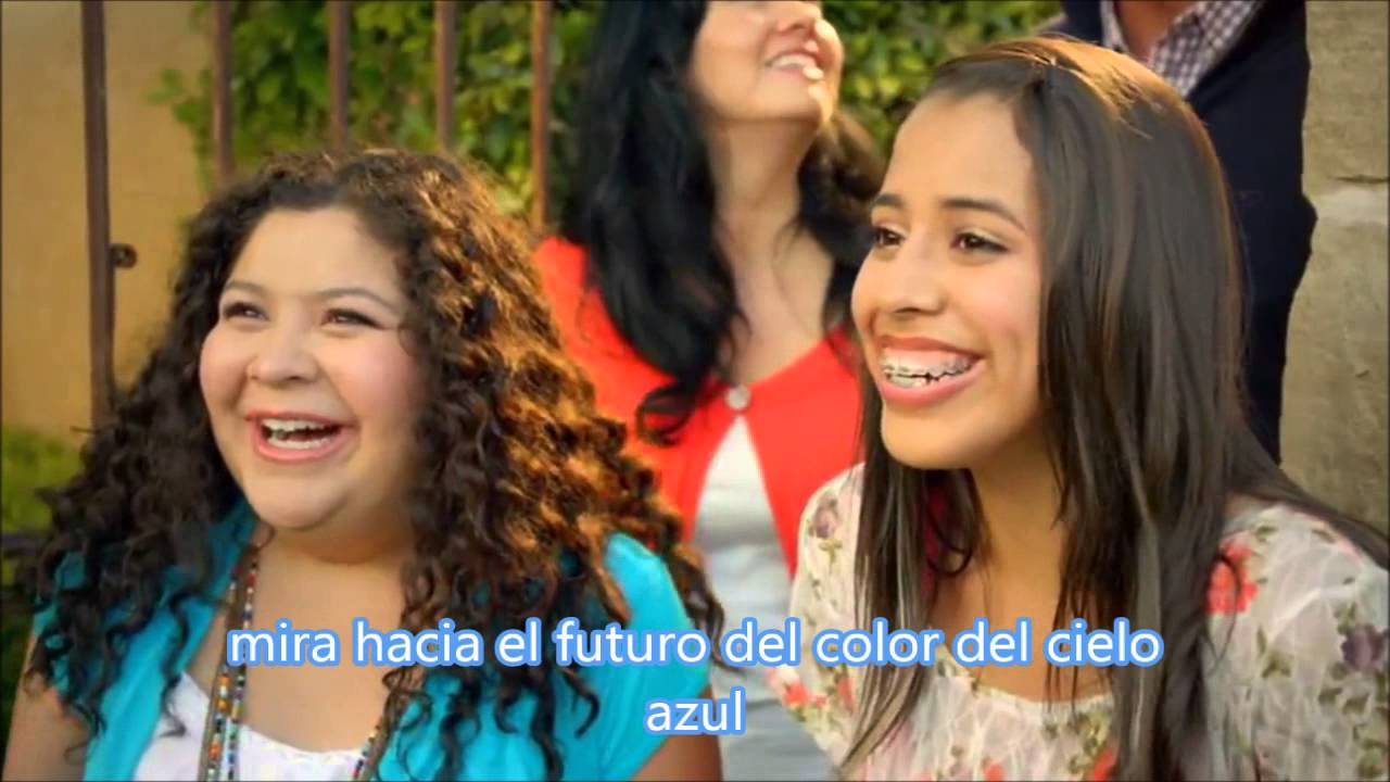 Raini Rodriguez -Vive Tus Sueños+ LYRICS (Living Your Dreams Spanish  Version)
