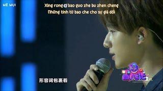 [Vietsub] [LIVE] Độc nhất - Lý Hoành Nghị (Thiếu gia ác ma đừng hôn tôi OST)