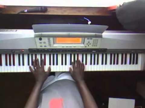 God is Here (Entire Piano Tutorial) Karen Clark/Martha Munizzi