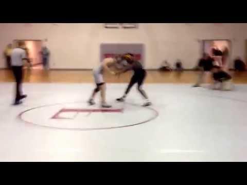Christian Stephens Lowndes Middle School wrestling. Nov 14, 2014