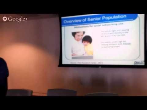 Connect Chicago: Seniors & Technology, Part 6 - Demographics