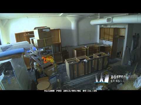 South Boston Kitchen Remodel TimeLapse