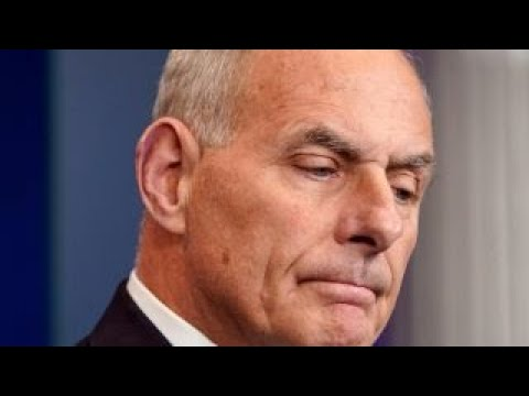 John Kelly's days at the White House numbered?