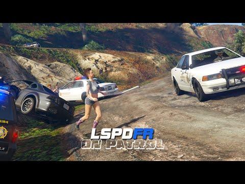 LSPDFR - On Patrol - Day 13 - LSSD Patrol