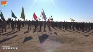 سوريا الديموقراطية تبدأ المرحلة الثانية من معركة الرقة
