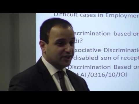 Seminar series for medical Healthcare professionals: Employment and HR
