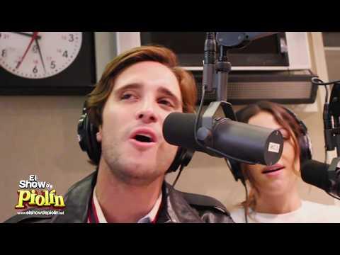 Diego Bonetta y  Luis Miguel cantan  en exclusiva en El Show de Piolin