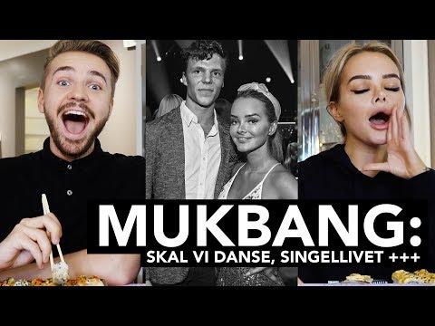 MUKBANG: Singellivet, Tidenes verste DATE og Skal Vi Danse!