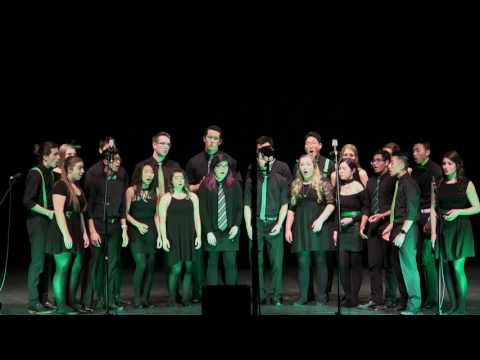 UBC A Cappella - 'And So It Goes' - Billy Joel