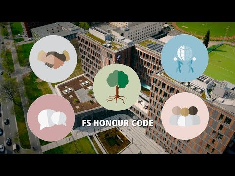 Frankfurt School Honour Code