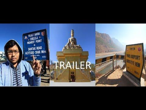 Bhutan Trip Trailer 2017 || via Phuntsholing Border Road || Travel with Arka