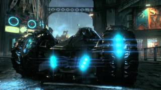 «Batman: Рыцарь Аркхема» - геймплейный трейлер