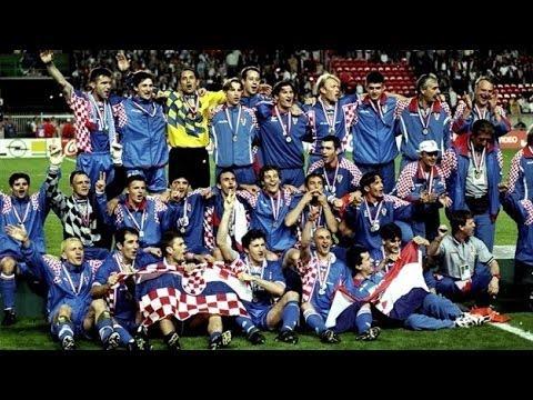 Hrvatska na Svjetskom prvenstvu u Francuskoj '98 (Sažetak svih utakmica)