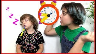 Makar and Go brush your teeth Song | Hurry Up Morning Routine Nursery Rhymes & Song for Kids