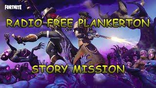 FORTNITE | Radio Free Plankerton - Story Mission