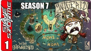 Don't Starve Shipwrecked S7E1 ►Home Sea Home!◀ Let's Play/Gameplay/Tips/Mods
